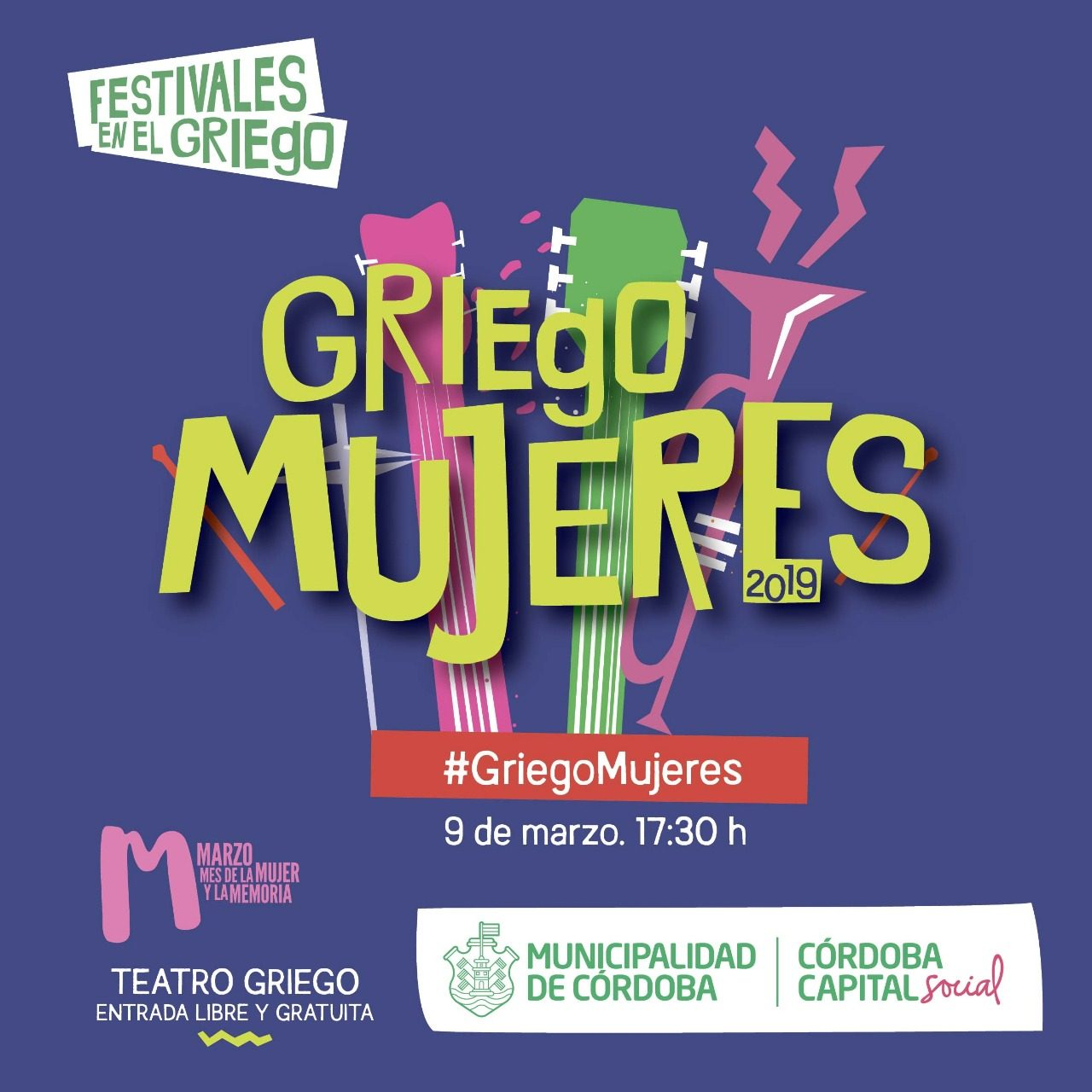 Griego Mujeres 2019