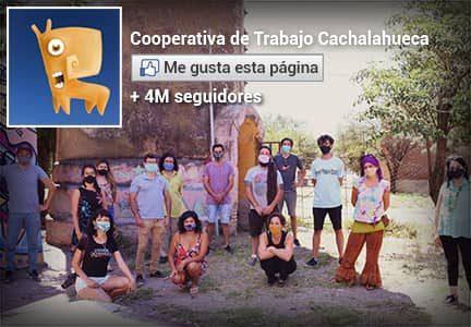 Facebook inicio Cachalahueca